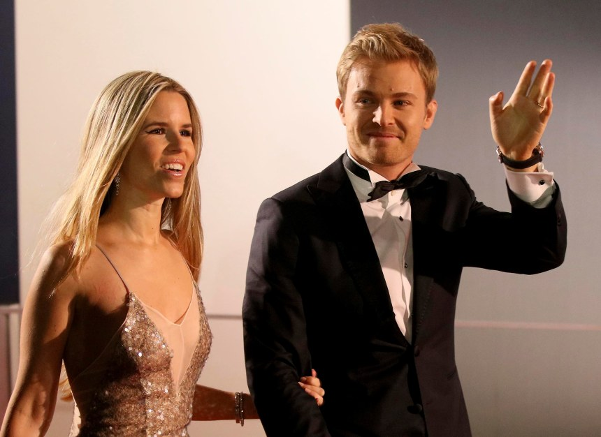 Austria F1  Rosberg